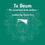 Te Deum - Twan Cox - Percussie ensemble bladmuziek