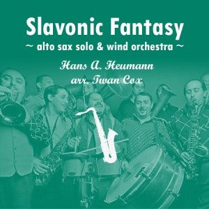 Slavonic Fantasy Harmonie Arrangement