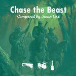 chase the beast - Twan Cox | Melodisch percussie ensemble concertwerk| Basgitaar