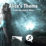 Alice's Theme Danny Elfman Percussie Ensemble
