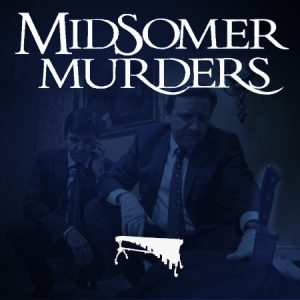 Midsomer Murders theme percussie ensemble percussion bladmuziek sheet music