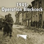 1945 operation blackock percussie ensemble bladmuziek