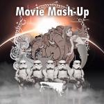 movie mash-up percussion sheet music